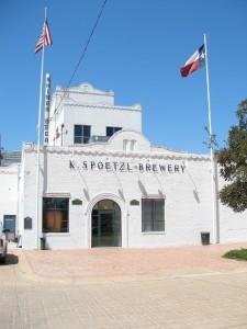 K. Spoetzl Brewery, Shiner, Texas